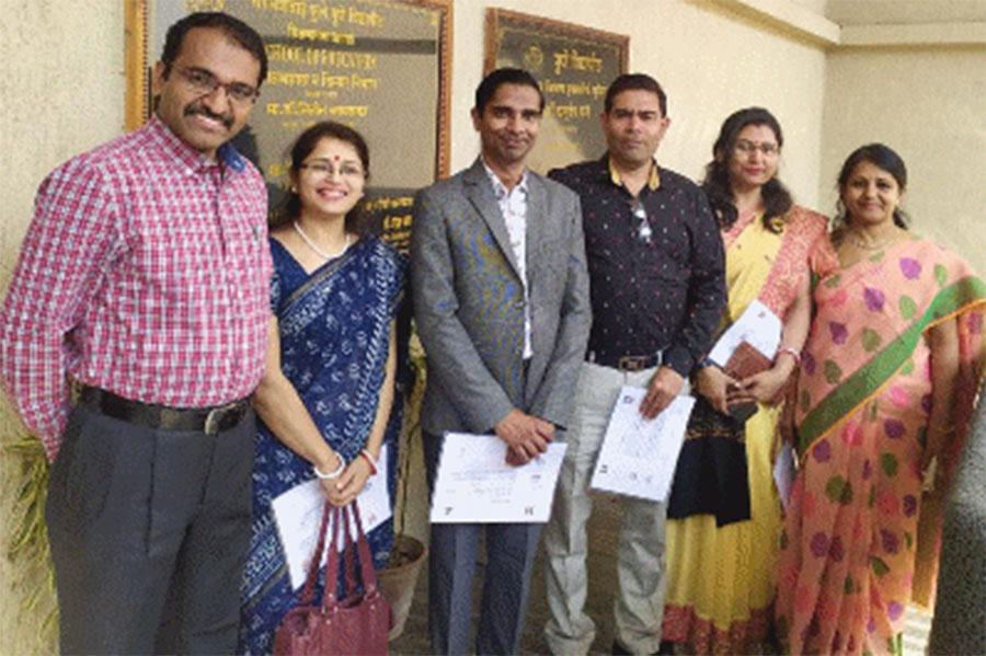 "Activity : Faculty Development Program on ""Competency Based Teacher Education Curriculum Development"" at Savitribai Phule Pune University, Pune, Maharashtra, India"